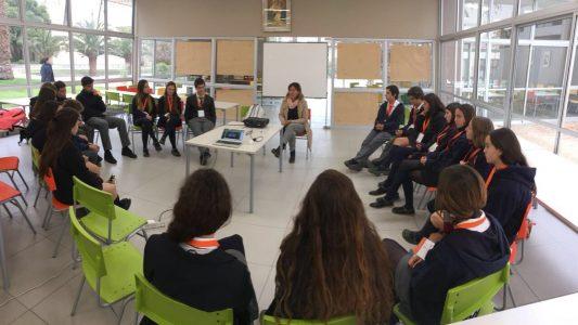 Encuentro de lideragzo colegio Mariano mayo 2018 (9)