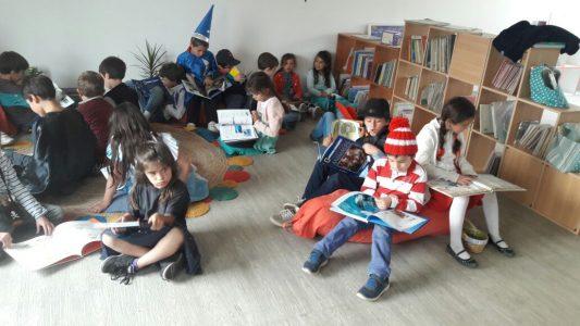 Inauguración nueva biblioteca fomento lector 1º ciclo (10)