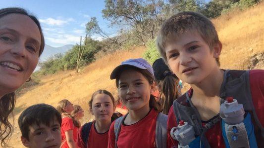 Jornada 6ºs básicos cerro Manquehue abril 2018 (1)