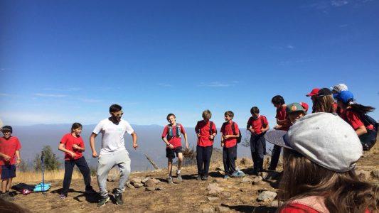 Jornada 6ºs básicos cerro Manquehue abril 2018 (11)