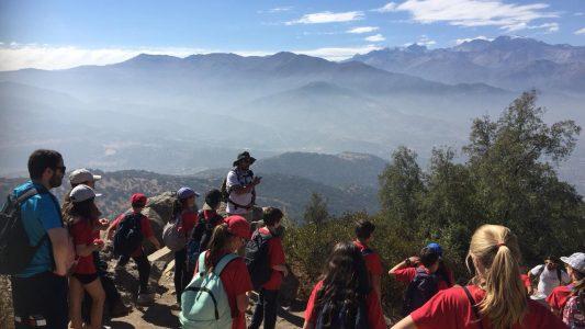 Jornada 6ºs básicos cerro Manquehue abril 2018 (13)