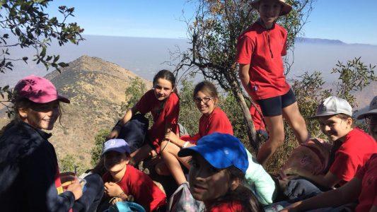 Jornada 6ºs básicos cerro Manquehue abril 2018 (6)