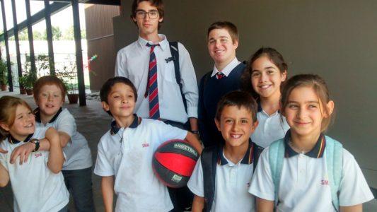 Primer día de clases nuevo colegio (7)