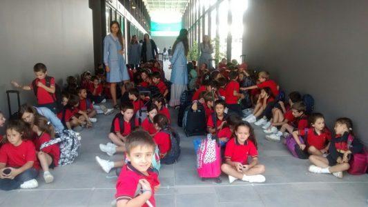 Primer día de clases nuevo colegio (8)