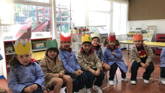 Primera semana pre escolar 2019 (1)