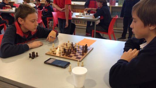 Torneo de ajedrez 2019 (4)